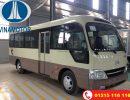 Giá xe khách Hyundai County Đồng Vàng 29 chỗ