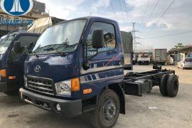 Xe tải Hyundai HD700 Đồng Vàng 7 Tấn