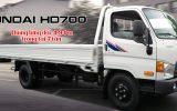 HD700 Đồng Vàng, xe tải Hyundai lắp ráp 3 cục CKD chính hãng