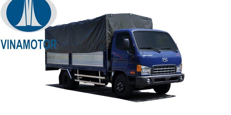 Giá xe HD700 Đồng Vàng mới nhât