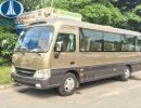 County Đồng Vàng Thân Dài, sự lựa chọn hoàn hảo cho dòng xe khách