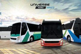 Xe khách 47 chỗ Universe Noble HN47S