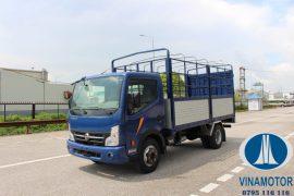 Xe tải 1.9 Tấn Vinamotor Cabstar NS200 Thùng Mui Bạt