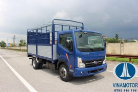 Xe tải Vinamotor Cabstar NS350 Thùng Mui Bạt