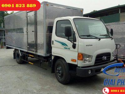 Xe tải Mighty 110S, sản phẩm khẳng định thương hiệu của Thành Công