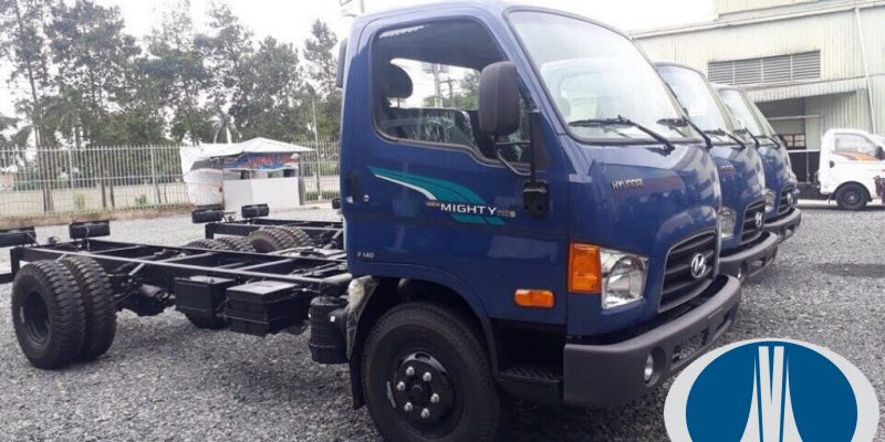 Xe tải 110S, sự lựa chọn không thể bỏ qua ở phân khúc hạng trung