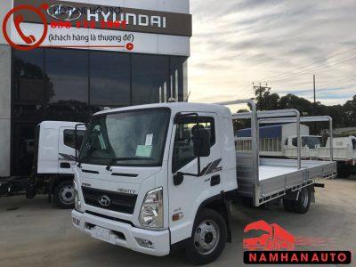 Xe Tải Hyundai EX8 Chính Thức Ra Mắt