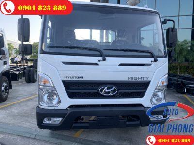 Hyundai Mighty EX8, sự trỗi dậy của dòng xe tải hiện đại