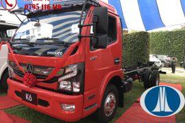 Xe tải Vinamotor K6 5 Tấn Thùng Dài 5.1M