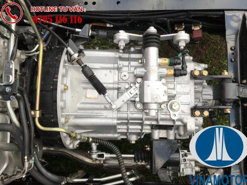 Vinamotor Đồng Vàng K6 5 Tấn