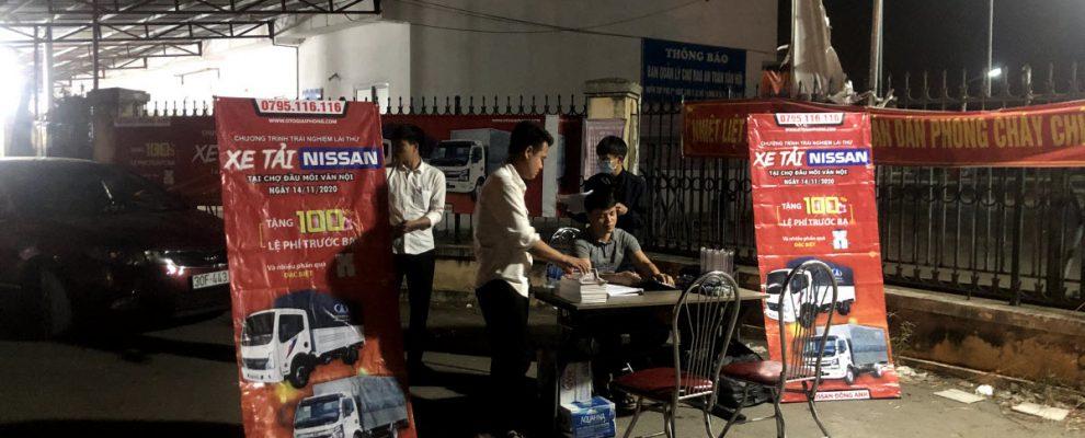 Tổng Kết Sự Kiện lái Thử Và Trải Nghiệm Xe Tải Nissan